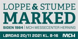 Danmarks største indendørs marked