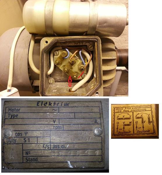 Frekvensomformer 1faset motor