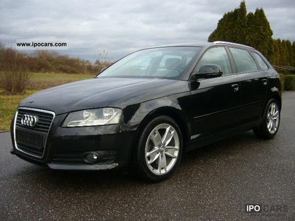 Audi a3 Lys