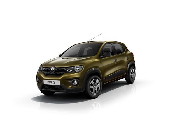Toyota Hilux 2016, Renault Kwid.