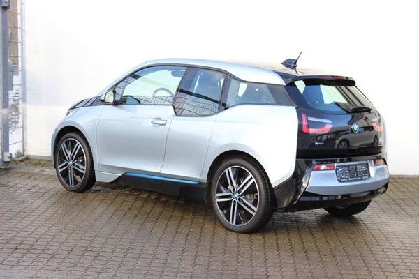 Import af BMW i3 REx