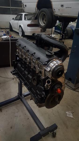 E30 motor swap