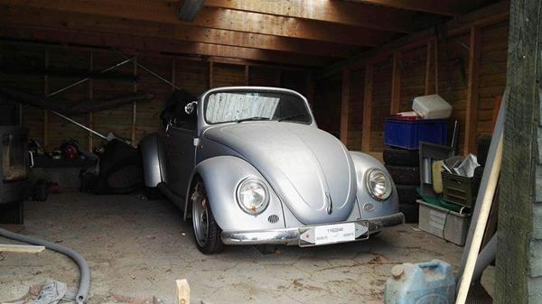Vw Beetle Cabriolet/Roadster 71 - Hvad kan den være værd?