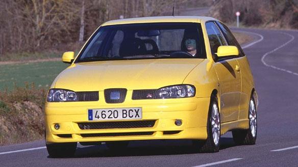 TBT-Seat Ibiza Cupra 2,0 16V og 1,8T