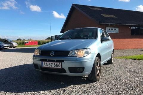 Køb Eller Løb - Fiat Albea (Punto Sedan)