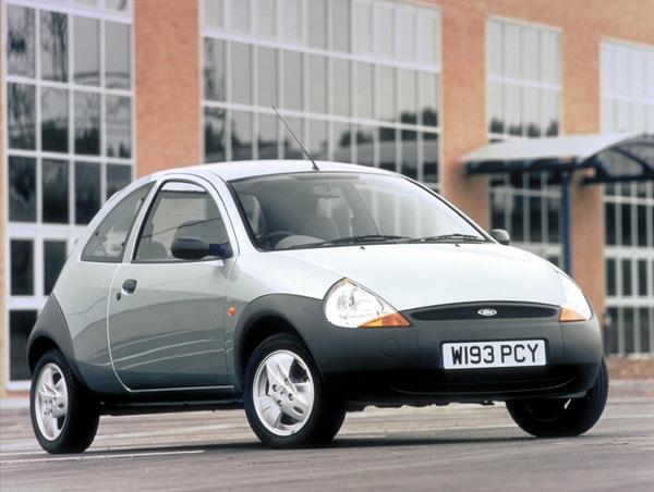 Ford Ka Rust