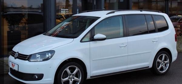 Ford C Max eller VW Touran