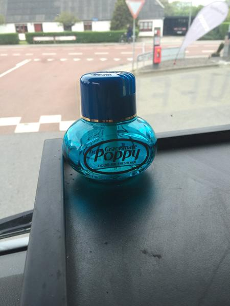 duft til bilen thansen