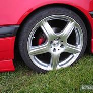 """VW Golf """"Den sprøde røde"""""""