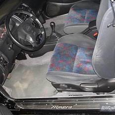 Nissan Almera SRX SOLGT