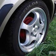 VW Golf2 Solgt