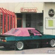 Opel manta b cabriolet