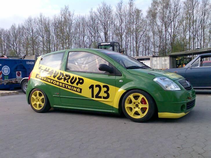 Citroën C2 VTS - Klar til test, april 2007 billede 1