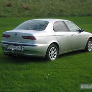 Alfa Romeo 156 solgt