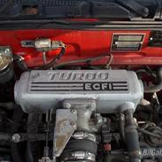 Hyundai Scoupe GT Turbo Solgt