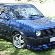 VW golf solg og klasket !