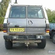 Nissan patrol  1985 solgt