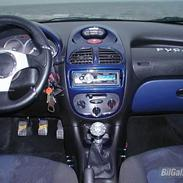 Peugeot 206 XS 1.6