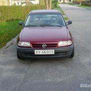 Opel Astra F solgt!