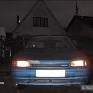 Mazda 323 LX - død -