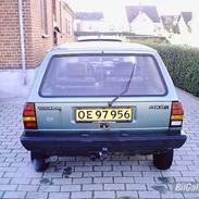 VW polo van  *DØD*
