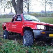 Toyota Hilux LN110 4x4 - Solgt