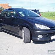 Peugeot 206 2.0 GTI R.I.P.