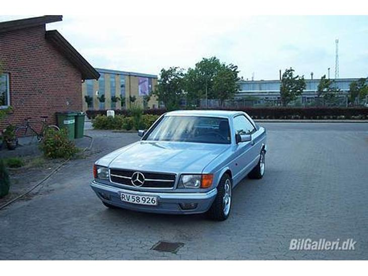Mercedes benz 500 sec 1984 for Mercedes benz text