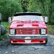 Dodge Tradesman B300 maxi van