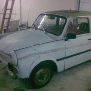 Trabant 601 deluks SOLGT