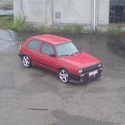 VW Golf 2 Manhatten