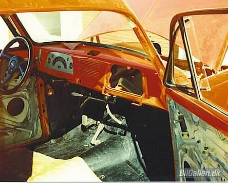 """Opel """"Delle""""olympia van *SOLGT* billede 3"""