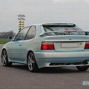 Toyota Corolla turbo solgt
