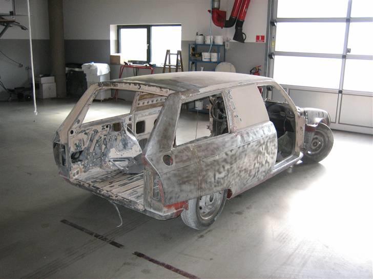 Citroën GSA Entreprise Spécial - Klar til lakering. billede 11