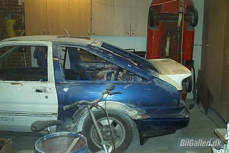 Toyota Corolla AE86 billede 9