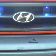 Hyundai pony 1,5 hatch