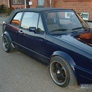 VW Golf cabriolet SOLGT