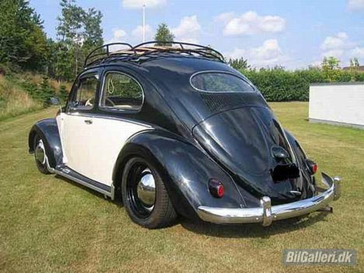 VW bobbel - 1954 - solgt
