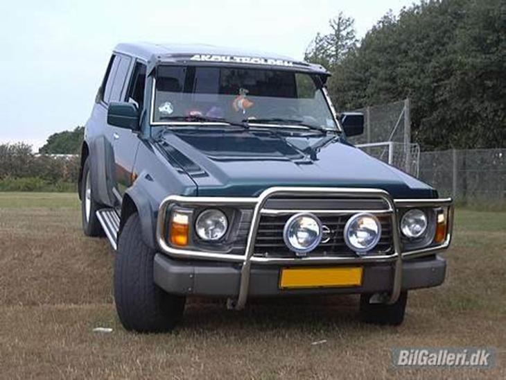 Nissan Patrol ( Til Salg ) - 1996 - Er Meget Velholdt / Er import...