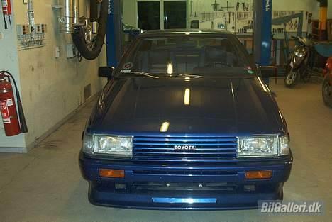 Toyota Corolla AE86 billede 5