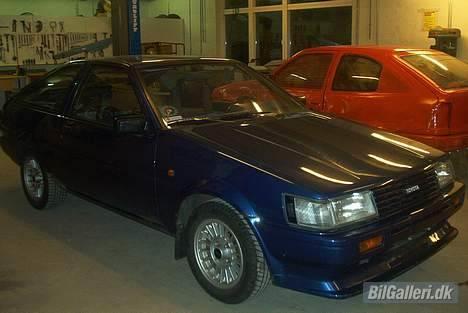 Toyota Corolla AE86 billede 6