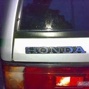 Honda accord aerodeck (solgt)
