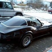 Chevrolet corvette *Solgt*