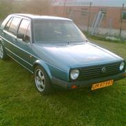 VW golf 2 Gtd