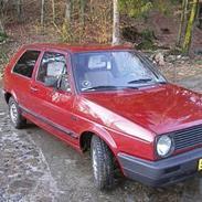 VW Golf II  (Solgt)