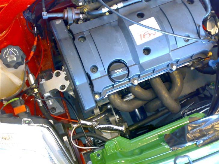 Citroën C2 VTS - Motoren (del 2) billede 9