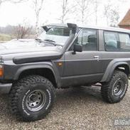 Nissan Patrol GR solgt
