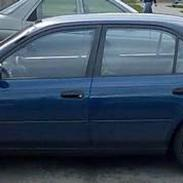 Toyota Corolla 1,6 *SOLGT*