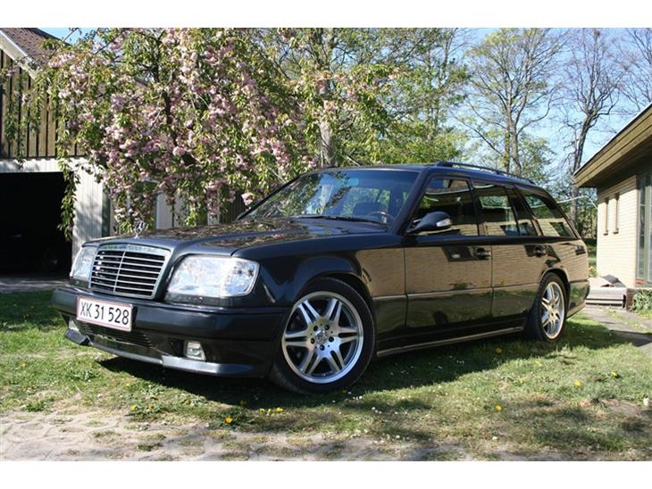 mercedes benz w124 36 amg solgt 1991 bilen er her. Black Bedroom Furniture Sets. Home Design Ideas