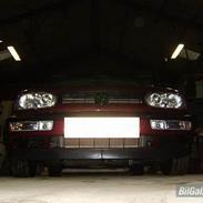 VW Golf 3 1.9 TD Skrottet